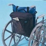Wheelchair Pack Carry-on – Black