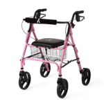 Breast Cancer Awareness Rollator