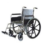 Pool Access Wheelchair; Stainless Steel