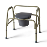 Steel Bariatric Commode