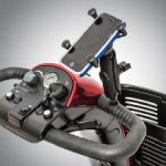 RAM X-Grip Pride Scooter Cell Phone Holder
