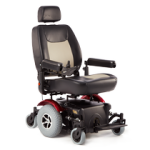Vision Super Heavy Duty Power Chair