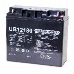 12V 18AH Sealed Lead Acid Batteries (Pair)