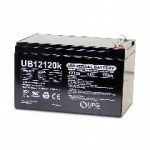 12V 12AH Sealed Lead Acid Batteries (Pair)